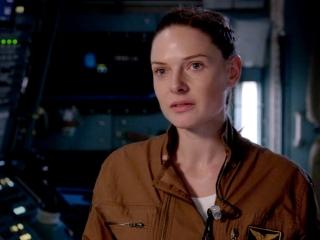 Life: Rebecca Ferguson About Life On Mars (International)