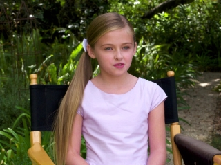 Unforgettable: Isabella Kai Rice On Her Character And The Basic Premise Of The Film