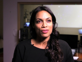 Unforgettable: Rosario Dawson On What She Likes About The Story