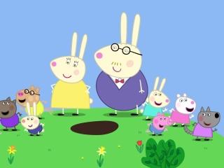 Peppa Pig: Easter Bunny