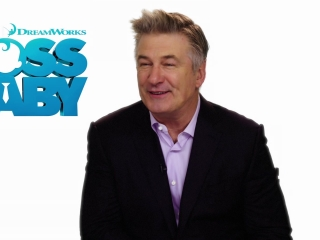 The Boss Baby: Alec Baldwin about the Animation (International)