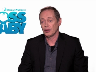 The Boss Baby: Steve Buscemi on working with the Director (International)