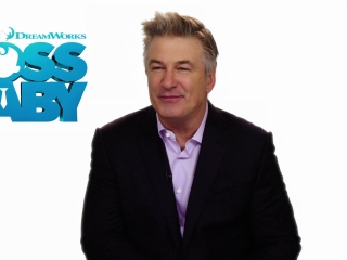 The Boss Baby: Alec Baldwin On the Relationships (International)