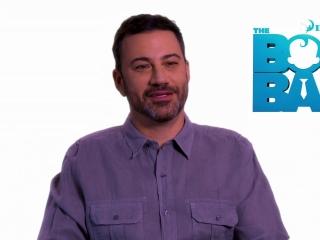 The Boss Baby: Jimmy Kimmel on having a Boss Baby (International)