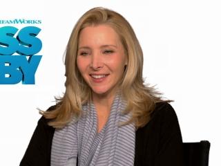 The Boss Baby: Lisa Kudrow on look of the Film (International)