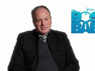 The Boss Baby: Tom McGrath about Steve Buscemi (International)