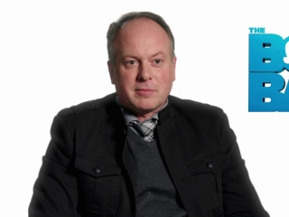 The Boss Baby: Tom McGrath about Miles Bakshi (International)