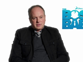 The Boss Baby: Tom McGrath About being a Boss Baby (International)