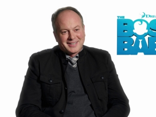 The Boss Baby: Tom McGrath About the Film (International)