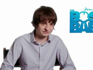 The Boss Baby: Miles Bakshi About Alec Baldwin (International)