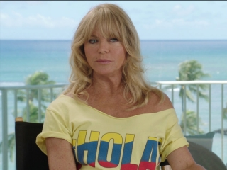 Snatched: Goldie Hawn About the talented Amy Schumer (International)