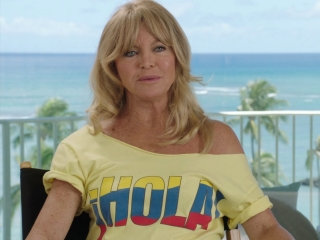 Snatched: Goldie Hawn About the incredible Amy Schumer (International)