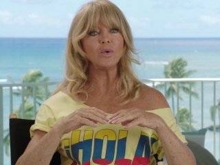 Snatched: Goldie Hawn on how Amy is funny when close (International)