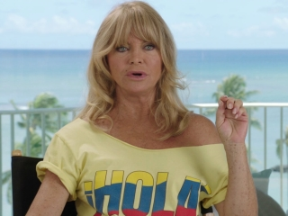 Snatched: Goldie Hawn on working with Wanda Sykes and Joan Cusack (International)
