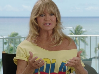 Snatched: Goldie Hawn on the Great Casting (International)