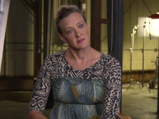 Snatched: Joan Cusack on why the character of Barb cannot speak (International)