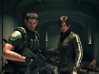 Resident Evil: Vendetta: Zombie Corridor