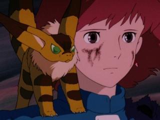 Nausicaa of the Valley of the Wind (Studio Ghibli Fest 2017)