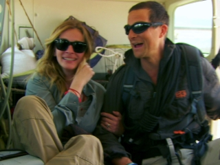 Running Wild With Bear Grylls: Julia Roberts