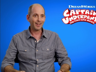 Captain Underpants: The First Epic Movie: David Soren On Why He Joined The Movie