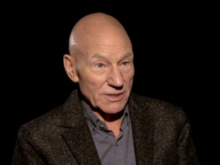 Logan: Patrick Stewart Interview