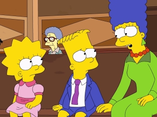 The Simpsons: Moho House