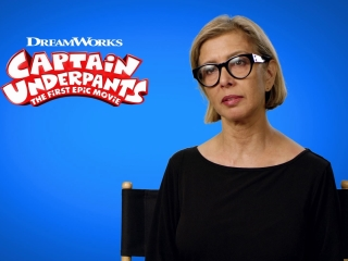 Captain Underpants: The First Epic Movie: Mireille Soria On The Challenges