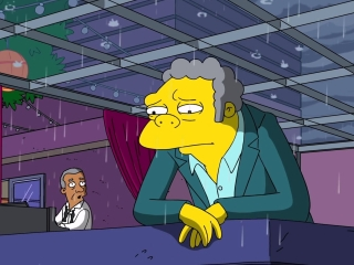 The Simpsons: Looking For Mr. Goodbart