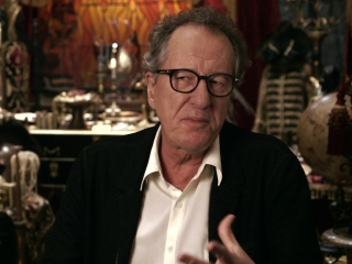 Pirates Of The Caribbean: Dead Men Tell No Tales: Geoffrey Rush On Joachim Ronning & Espen Sandbert