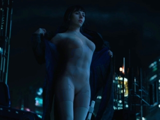 Ghost in the Shell: Damaged (International TV Spot)