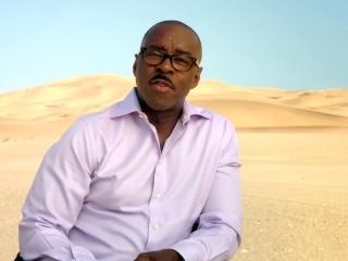 The Mummy: Courtney B. Vance On His Character
