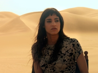 The Mummy: Sofia Boutella On The Mummy
