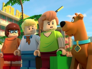 Lego Scooby-Doo! Blowout Beach Bash (Home Ent. Trailer)