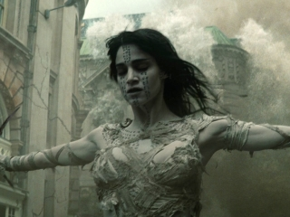 The Mummy: The Mummy's Sandstorm Engulfs London