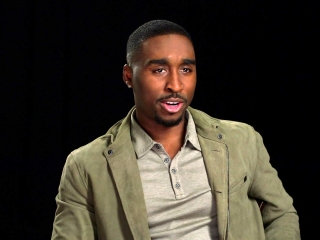 All Eyez On Me: Demetrius Shipp, Jr. On How He Prepared For The Role