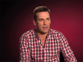 Baby Driver: Jon Hamm On The Relationship Between 'Buddy' And 'Darling'