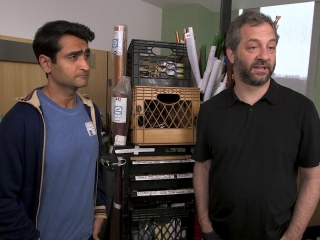 The Big Sick: Kumail Nanjiani And Judd Apatow On Why The Story Appealed To Judd Apatow