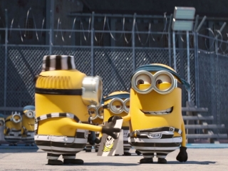 Despicable Me 3: The Minions Run The Prison