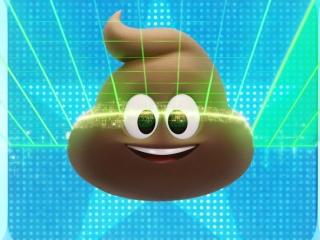 The Emoji Movie: Character Vignette-Poop