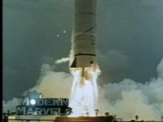 Modern Marvels: Technology-The Manhattan Project/More Engineering Disasters-Disc 2