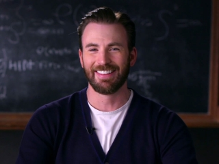 Gifted: Chris Evans & McKenna Grace on Chris funniest memories of the shoot (International)