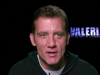Valerian And The City Of A Thousand Planets: Clive Owen On His Character