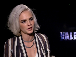 Valerian And The City Of A Thousand Planets: Cara Delevingne On What Drew Her To Her Character