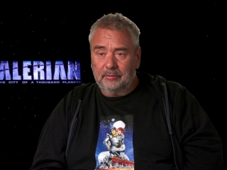 Valerian And The City Of A Thousand Planets: Luc Besson On Bubble