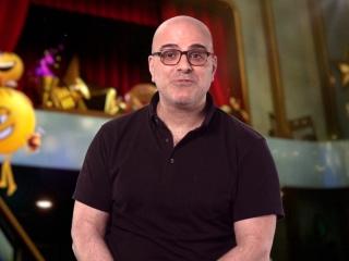 The Emoji Movie: Tony Leondis On Emojis Helping People Connect