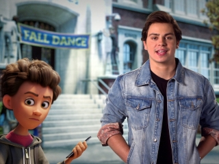 The Emoji Movie: Jake T. Austin On His Character