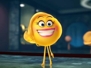 The Emoji Movie: She Said Wiped