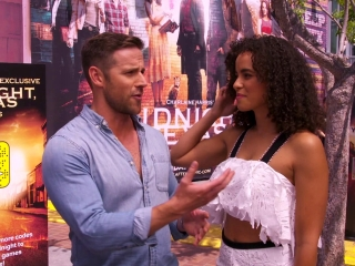 Midnight, Texas: Dylan Bruce And Parisa Fitz Henley