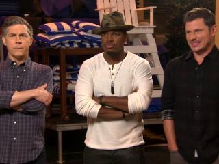 Hollywood Game Night: Chris Parnell, Ne-Yo, Nick Lachey