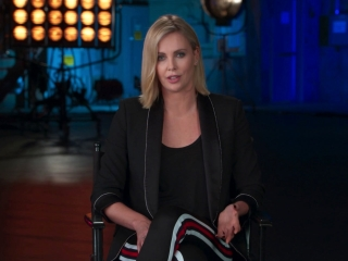 Atomic Blonde: Charlize Theron on Lorraine's Will to Win (International)